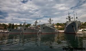 Черноморский флот РФ объявил войну Украине