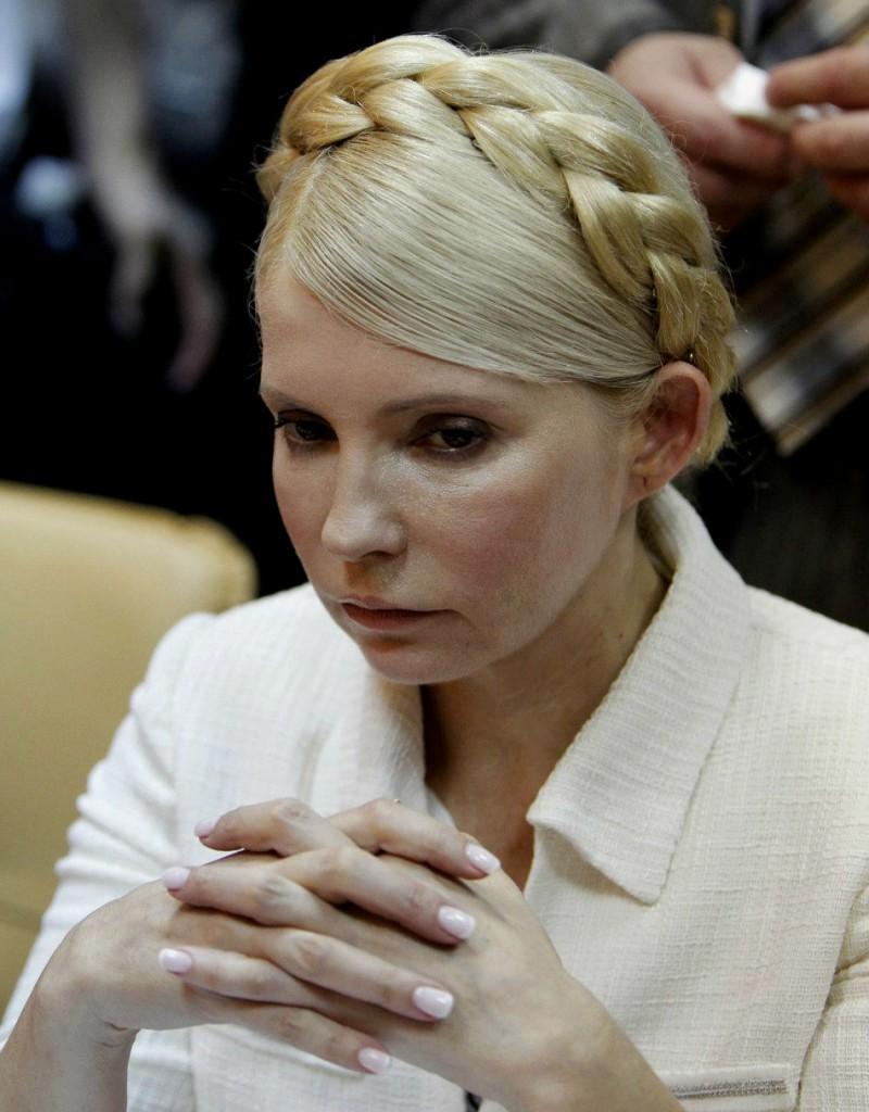 Тимошенко выходит на свободу