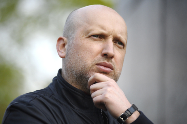 Турчинов стал новым спикером парламента