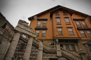 Пашинский: Активисты Майдана разграбили имущество Межигорья