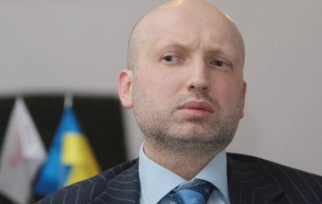 Парламент уполномочил Турчинова подписывать законы
