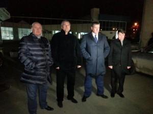 Депутаты Госдумы РФ прибыли в Симферополь