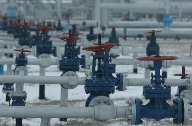 Украина сократила закупку российского газа почти в три раза