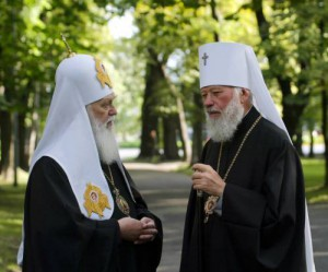 Московский и Киевский патриархаты планируют создание единой церкви