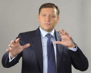 Михаил Добкин отказался писать заявление об увольнении