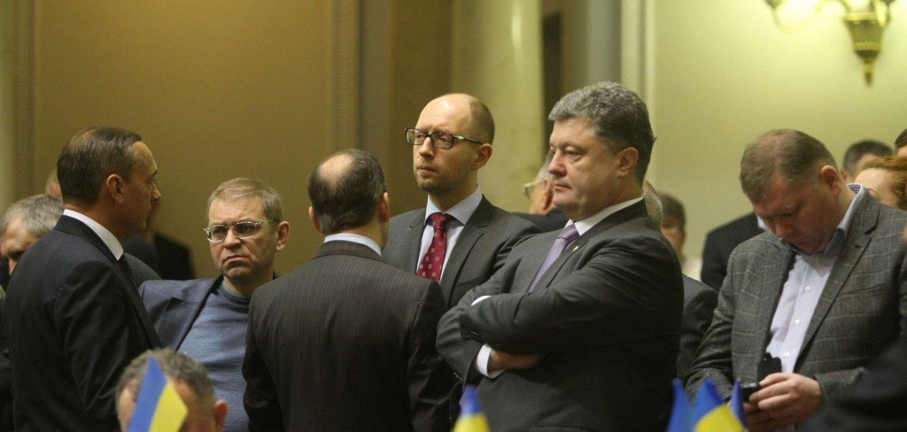 Порошенко и Яценюк могут объединиться на местных выборах