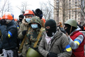 «Украинский Фронт» запугивает Крым украинскими боевиками