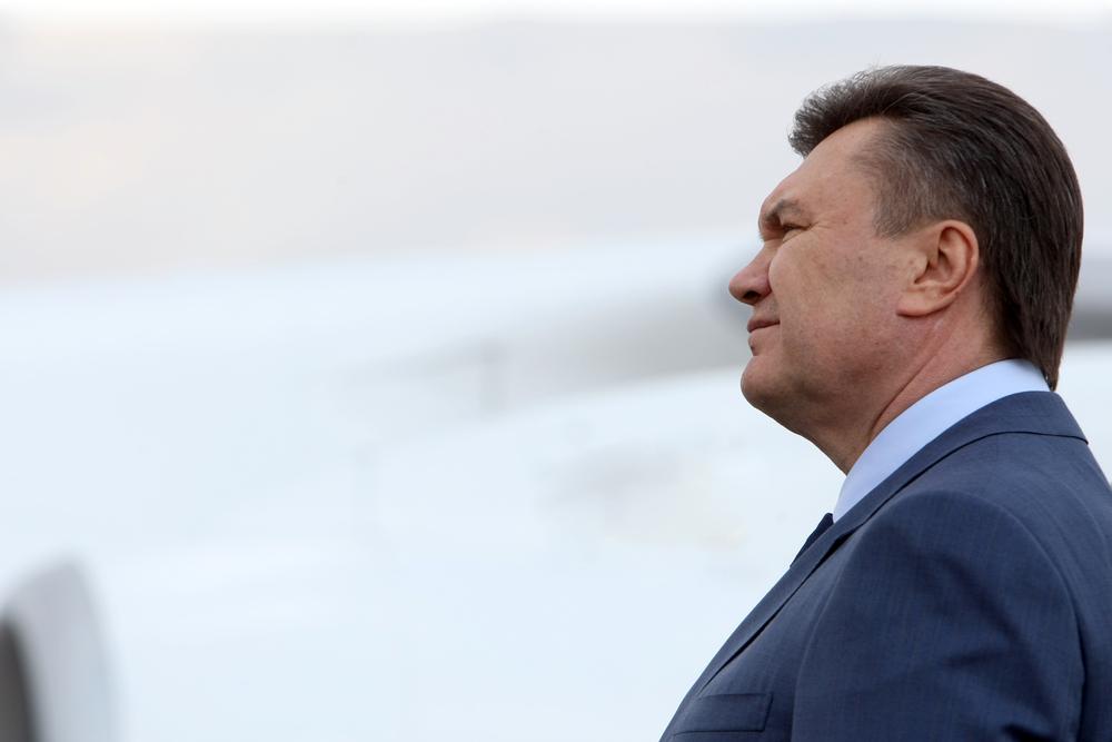 Украина требует экстрадировать Януковича