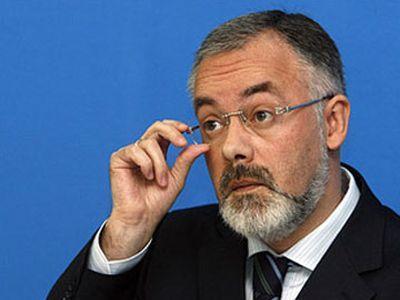 Табачника уволили с поста министра образования