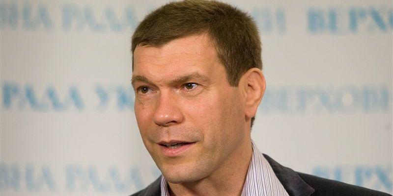 Олег Царев ставит блок