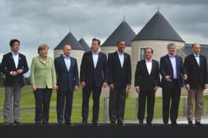 Россия больше не входит в G8