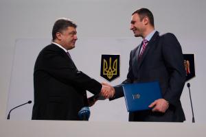 Фирташ поддерживает объединение Порошенко и Кличко
