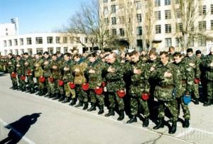 Крымские татары присоединяются к Национальной гвардии