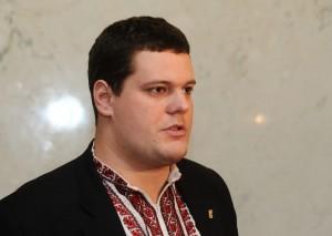 Свободовец Ильенко пойдет в меры Киева?