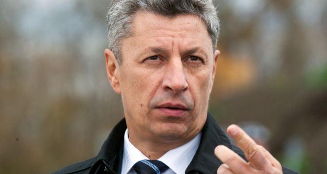 Бойко задекларировал более 438 000 гривен