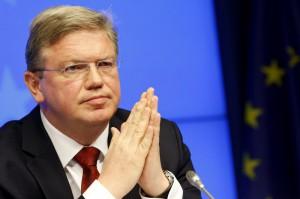 Украину нужно принять в ЕС - Фюле