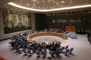 Сегодня пройдет встреча Совета безопасности ООН