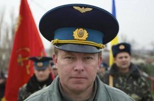 Полковник Мамчур остается в плену - жена