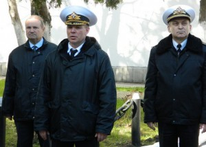 Командующий ВМС Украины Гайдук похищен