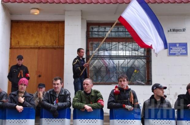 В Украину не пропустили уже более 1,5 тысяч россиян