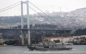 В Черном море пройдут совместные учения Румыниии, Болгарии и США
