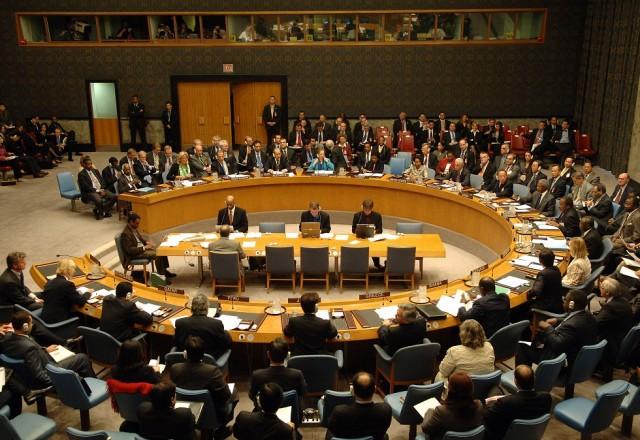 ООН ПРИЗНАЛА ЦЕЛОСТНОСТЬ УКРАИНЫ