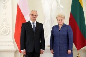 Главы Литвы и Польши: Россия представляет угрозу для всего региона