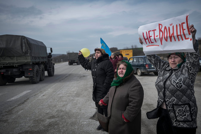 New York Times: Крым - следующая Югославия?