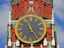 Крым переходит на российское время