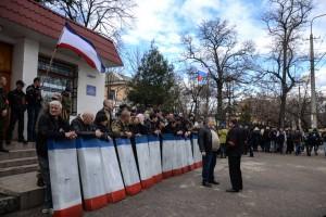 «Пускай Янукович вернется, на его руках нет крови!»
