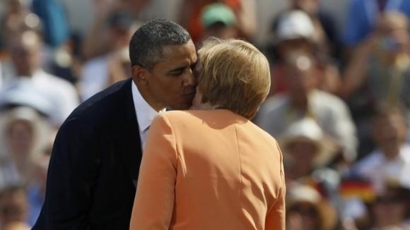 Le Monde: Обама и Меркель - главные неудачники