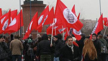 В Москве напали на посольство Украины