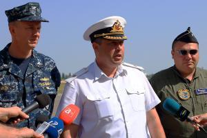 Экс-командующего ВМС обвиняют в государственной измене