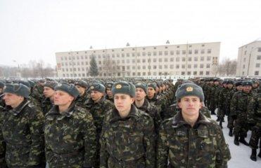 В Киеве началась мобилизация