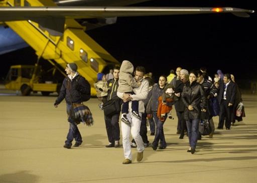 Власти утвердили план эвакуации украинцев из Крыма
