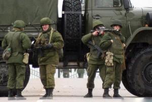 Российская армия атакует часть украинских ВМС в Севастополе