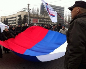 Приднестровье тоже хочет в Россию