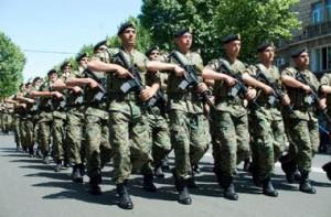 В Нацгвардию вошли первые 500 солдат