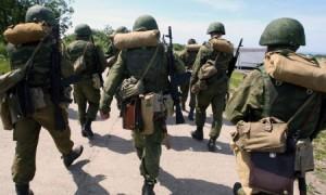Российский спецназ первым открыл огонь во время штурма