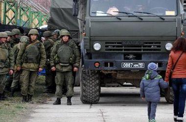В Крыму 11 пограничников были выселены из квартир