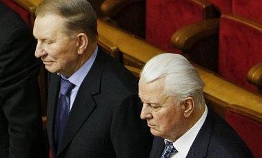 Войска из Крыма нужно выводить - Кучма и Кравчук