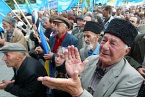 Крымские татары готовят митинги против референдума