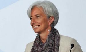 МВФ начал переговоры с украинской властью - К. Лагард