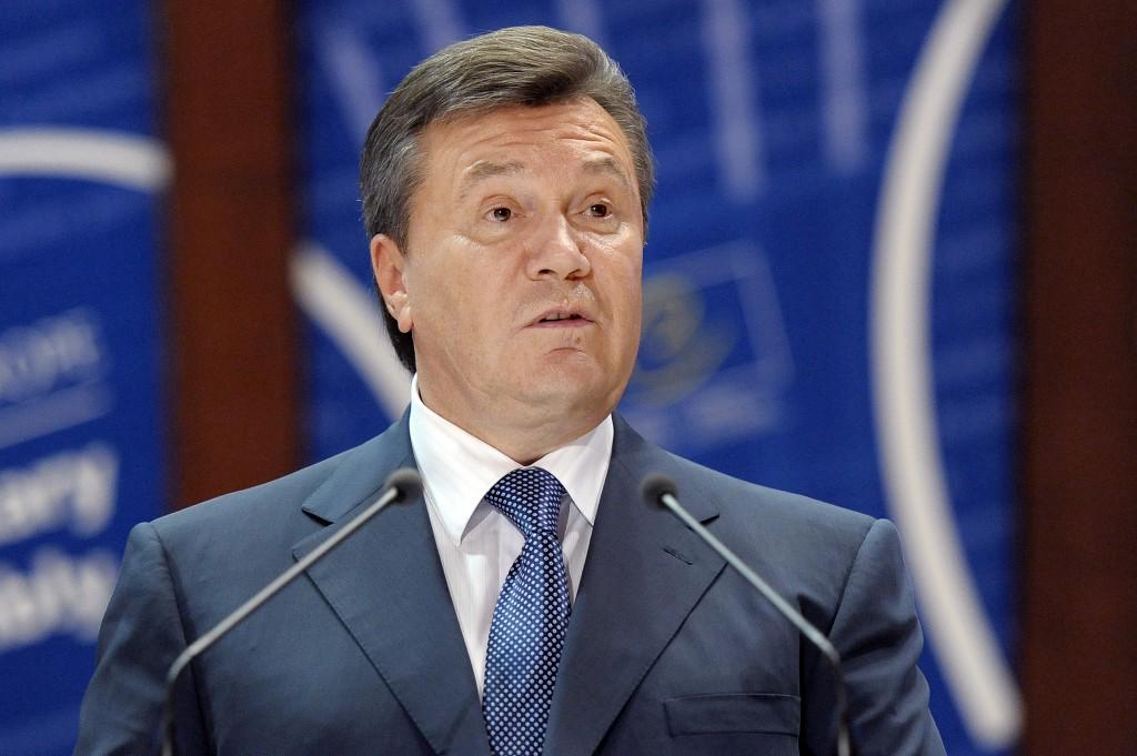 Прямая трансляция пресс-конференции Виктора Януковича