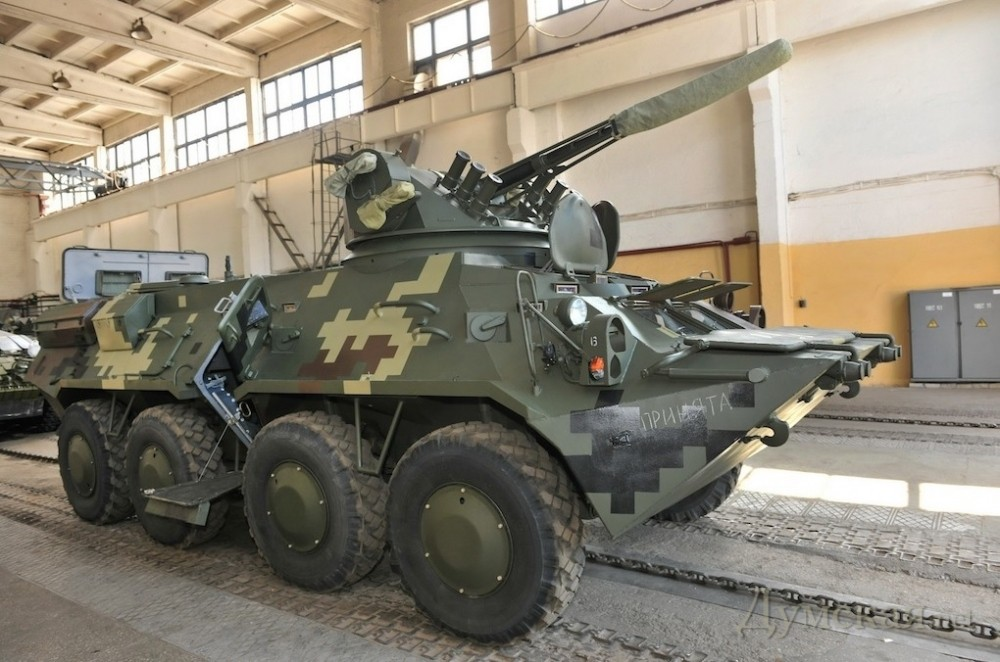 Харьковские оружейники наращивают объемы