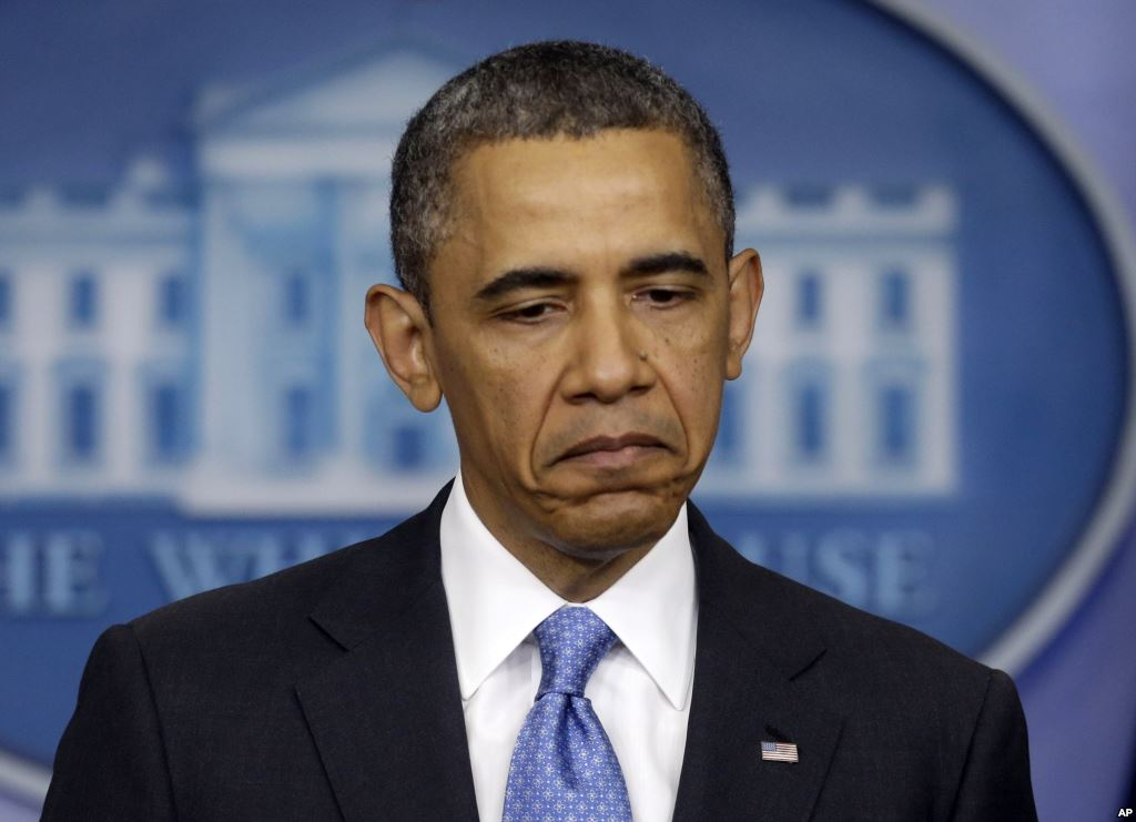 США намерены стабилизировать ситуацию в Крыму - Обама