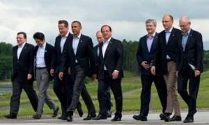 Большая семерка отказалась от участия в саммите