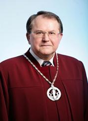 Избран новый глава Конституционного суда Украины