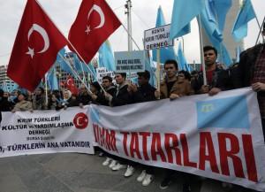 Поможет ли Турция крымским татарам