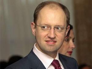 Яценюк сегодня представит антикоррупционные законопроекты